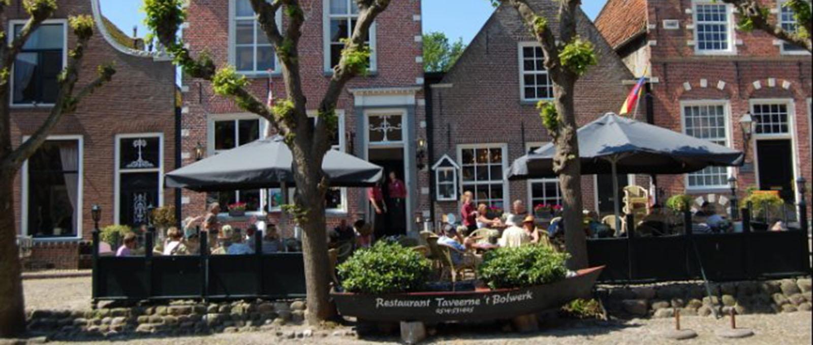 terras restaurant het bolwerk
